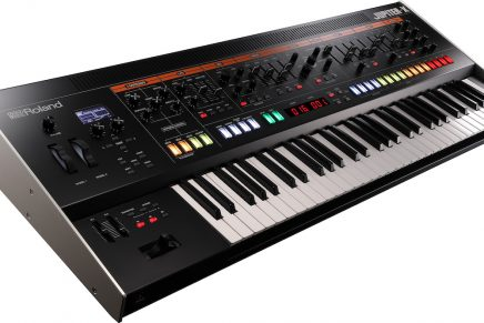 Roland announces new Jupiter-X and Jupiter-Xm synthesizers