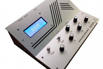 Blind Monk Instruments announces the Navigator polyphonic analog synthesizer