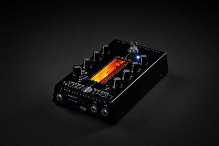 Gamechanger Audio announces Light Pedal Optical Spring Reverb