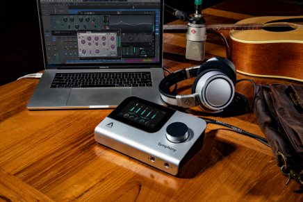 Apogee announces Symphony Desktop audio interface for Mac and PC