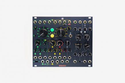 Frap Tools announces Brenso two analog oscillator for Eurorack
