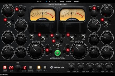 Plugin Alliance announces the Shadow Hills Mastering Compressor Class A software plug-in