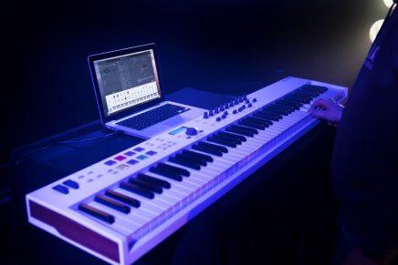 Arturia reveal KeyLab Essential 88 MIDI keyboard controller at NAMM 2020