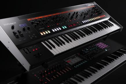 Roland Unveils ZEN-Core Synthesis System