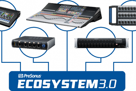 PreSonus Releases the Next Advancement in its AVB Ecosystem