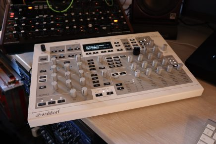 Gearjunkies video – Waldorf Kyra Virtual Analog Synthesizer 20 cool presets