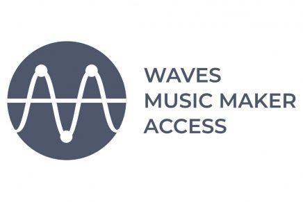 Waves software announces Music Maker Access subscription plan
