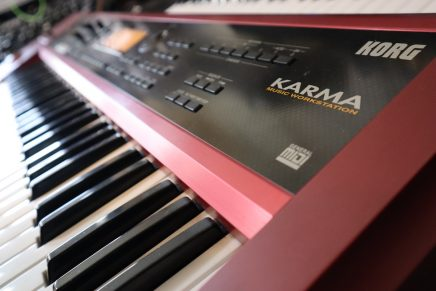 Gearjunkies video – EXB-MOSS expansion board for the Korg Triton and the KARMA