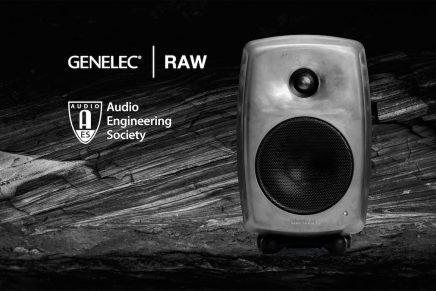Genelec RAW loudspeakers to help AES fundraising initiative