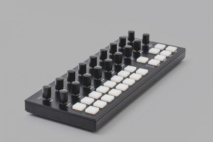 Torso Electronics launches an expressive algorithmic midi sequencer T-1