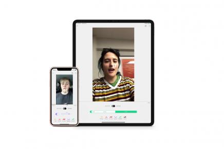 New Voice Deepener & De-esser filter in Mauvio video app