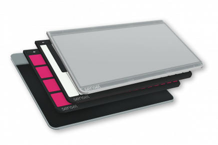 Sensel Announces Integration into Pure Data and multitouch interface with the Morph controller