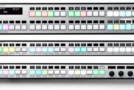 NTP Technology Penta 615 series remote control panels now shipping