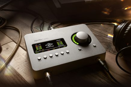 Universal Audio Releases Apollo Solo Audio Interfaces for Mac and Windows