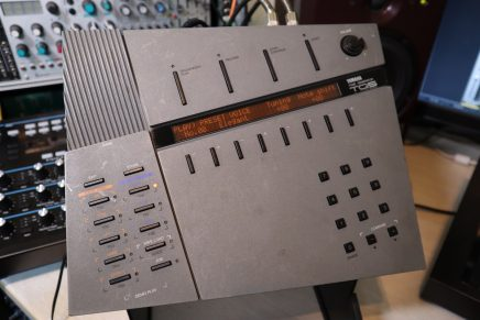 Gearjunkies video – Yamaha TQ-5 FM Tone Generator Overview and sounds