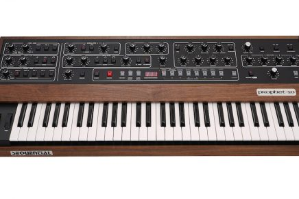 The first batch of Sequential Prophet 5 and 10 have hardware issues