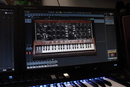 Gearjunkies video – Softube Model 72 Synthesizer System first look and sound demo