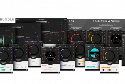 Accusonus introducing ERA 5 plugin bundles & SFX Cellar sound library