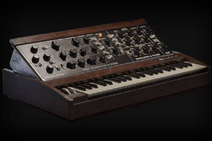 Softube releases Model 72 Synthesizer System