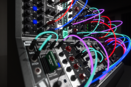 Synthspace – the ultimate modular synth for virtual reality