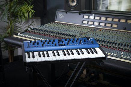 Modal Electronics announces synthesizer series COBALT8