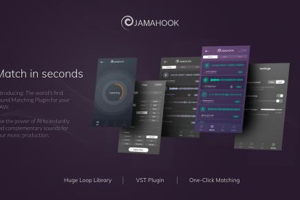 Introducing Jamahook  – AI Sound Matching plugin