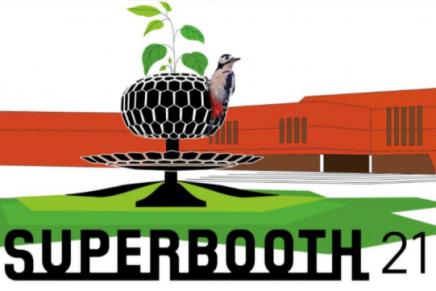 SUPERBOOTH21 and SOOPERgrail 2021 Berlin