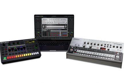 Roland announces the TR-6S Rhythm Performer, TR-06Drumatix and TR-606 Software Rhythm Composer