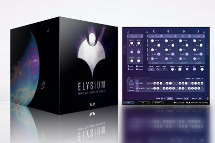 Wide Blue Sound Announces New Flagship Synth: ELYSIUM