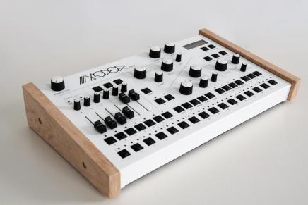 Modor reveals the DR-2 drum machine