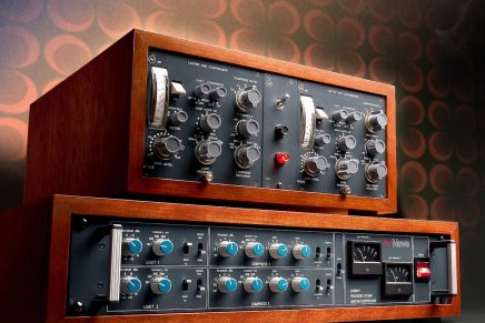 Universal Audio Releases UAD Neve Dynamics Collection & API Summing LUNA Extension