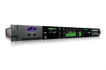 Avid Unveils Next Generation Pro Tools Carbon Hybrid Audio Production System