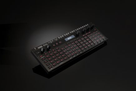 KORG announces SQ-64 Poly Sequencer