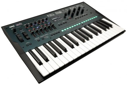 Korg announces opsix Altered FM Synthesizer
