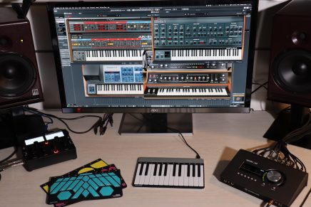 New Gearjunkies video – 3 new plug-ins from the Arturia V Collection 8 in 20 minutes