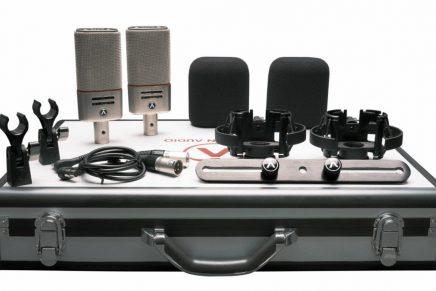 Austrian Audio Releases OC818 Dual Set Plus