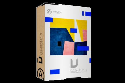 Arturia releases V Collection 8 software bundle