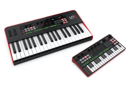 IK Multimedia announces UNO Synth Pro and UNO Synth Pro Desktop