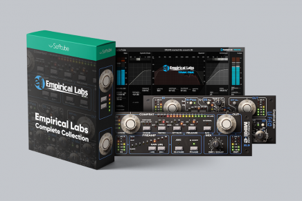 Softube and Empirical Labs announces four new products