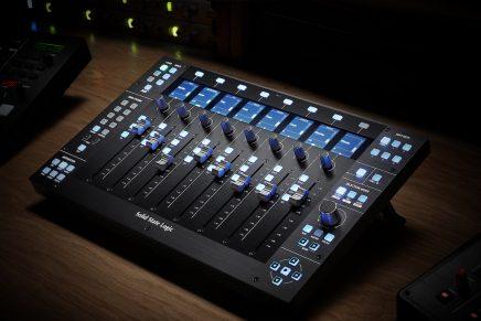 Solid State Logic Introduce UF8 Studio DAW Controller