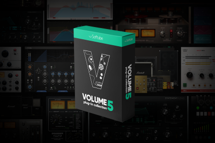 Softube releases Volume 5 Plug-in Collection