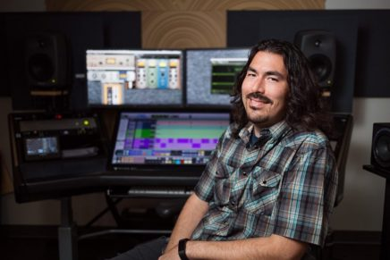 Grammy nominated engineer Greg Wurth, and the reinvention of the patch bay