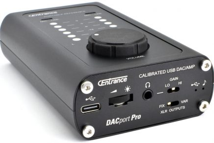 CEntrance DACport Pro Connects Laptops to Mixers
