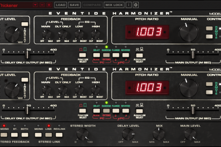 Eventide Rewinds Time with the Clockworks Bundle