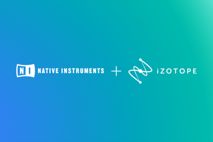 Native Instruments and iZotope join forces