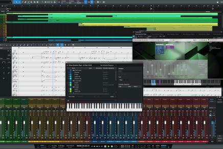 PreSonus Introduces Second Major Update to Studio One 5