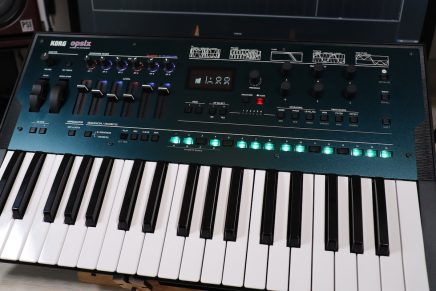 Gearjunkies video – Korg OPSIX FM synthesizer best patches in 20 minutes