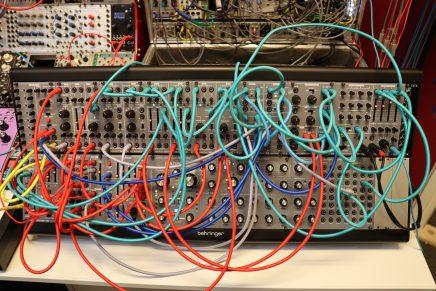 Gearjunkies video – Studio Session: Modular Melodies