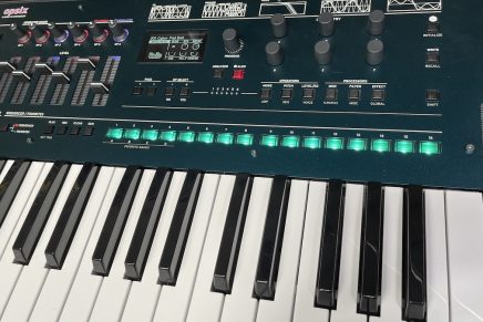 Gearjunkies video – The Korg opsix altered FM synthesizer in 31 minutes