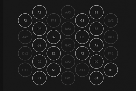 Semitune Releases free Pegboard For iPhone